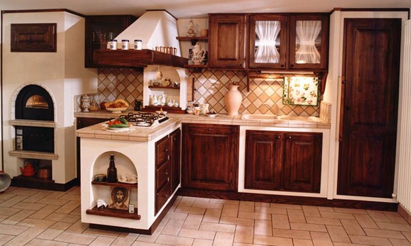 Cucine in finta muratura roma latest best cucina expo - Cucina finta muratura prezzi ...