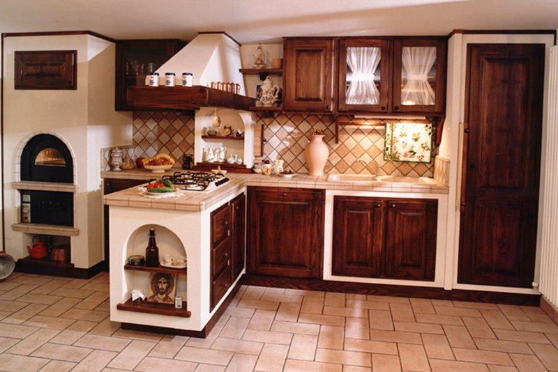 Cucine Componibili cucine componibili rustiche economiche : Caminetti Interni Per Cucinare: Arredamento soggiorno moderno con ...