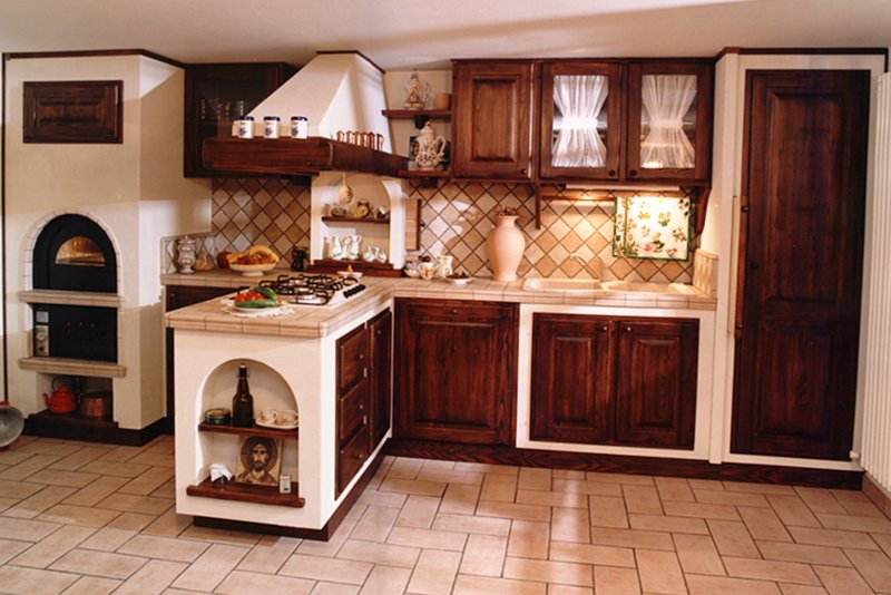 Cucine finta muratura roma affordable beautiful cucina - Cucine finta muratura roma ...